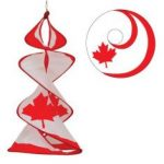 Canada Spin Duet Windsock