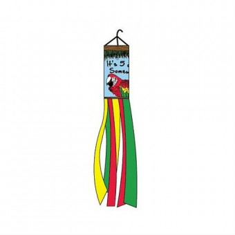 Parrot Windsock