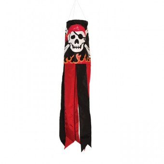 Pirate Flames Windsock