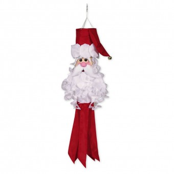 Santa Claus Windsock
