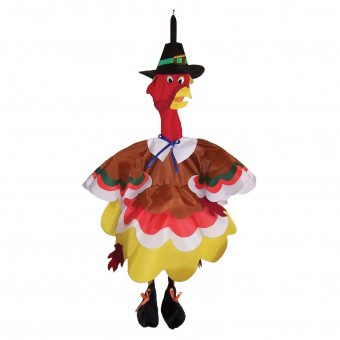 Thanksgiving Turkey Windsock