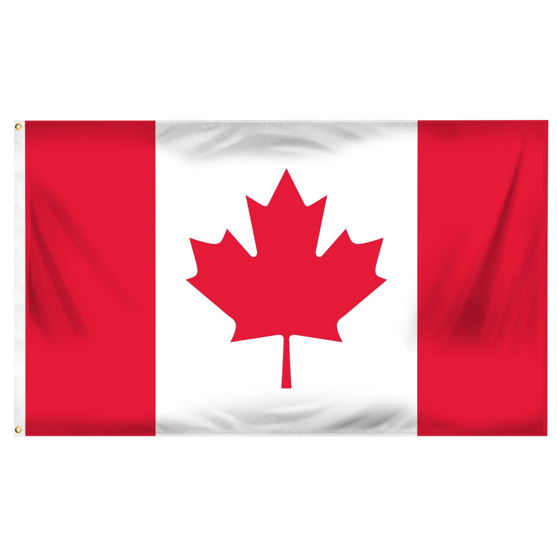 Canadian Maple Leaf Flag