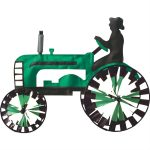Green Tractor Spinner